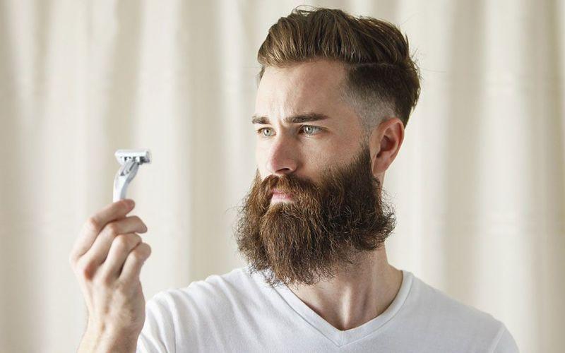barba y bigote cuidados